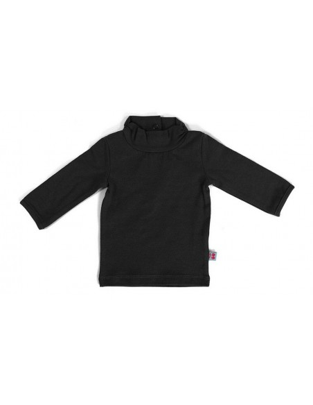 Shirt Coll Black Bamboo - Froy&Dind