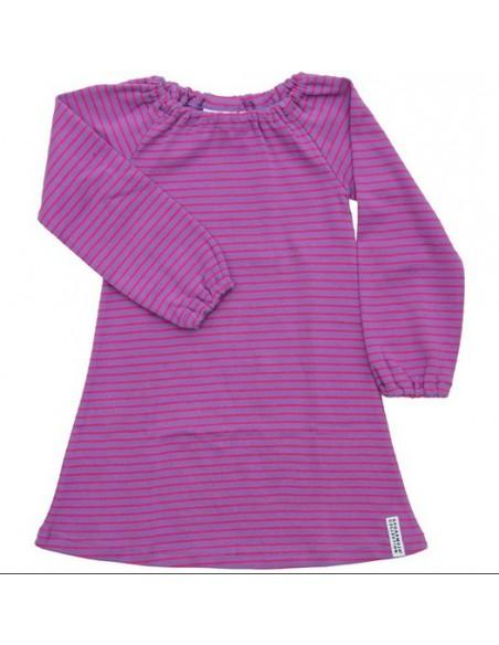 Singoalla Dress Lilac Cerise - Geggamoja
