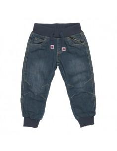 Broek Jeans Dark Wash - Villervalla