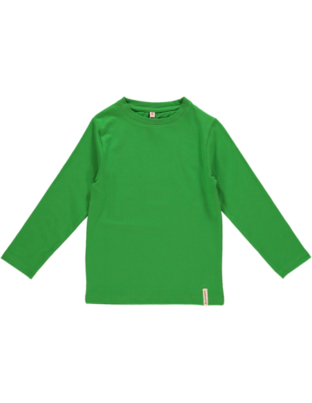 Shirt Donker Groen - Maxomorra
