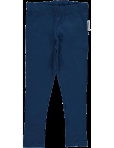 Legging Donker Blauw - Maxomorra