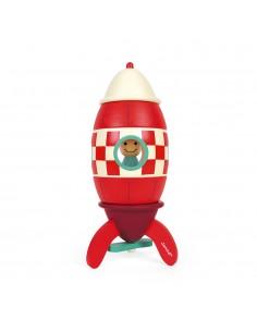 Super Rocket Magnet Kit - Janod