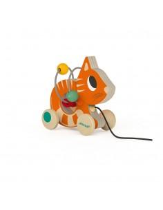 Trekfiguur Mini Looping Cat...