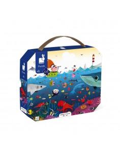 Puzzel Underwater World 54pcs - Janod