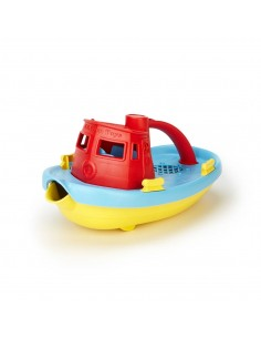 Tugboat Red - Green Toys
