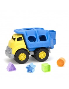 Shape Sorter Truck - Green Toys