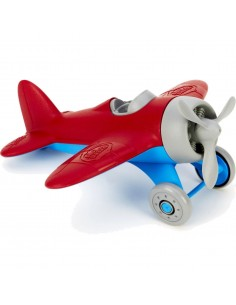 Airplane Red - Green Toys