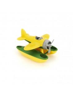 Seaplane Yellow - Green Toys