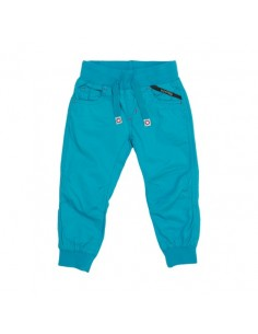 VV Relaxed Trousers Drk Aqua 56