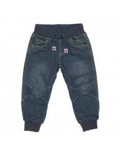 Relaxed Jeans Dark Wash - Villervalla