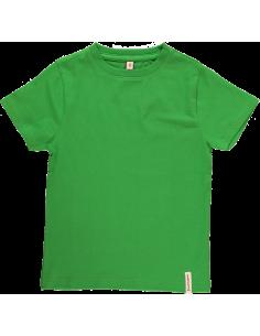 T-shirt Donker Groen - Maxomorra