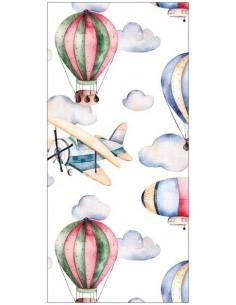 Postkaart Luchtballon
