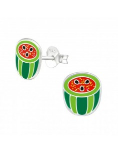 Oorstekers Watermeloen Glitter - K'Bouter